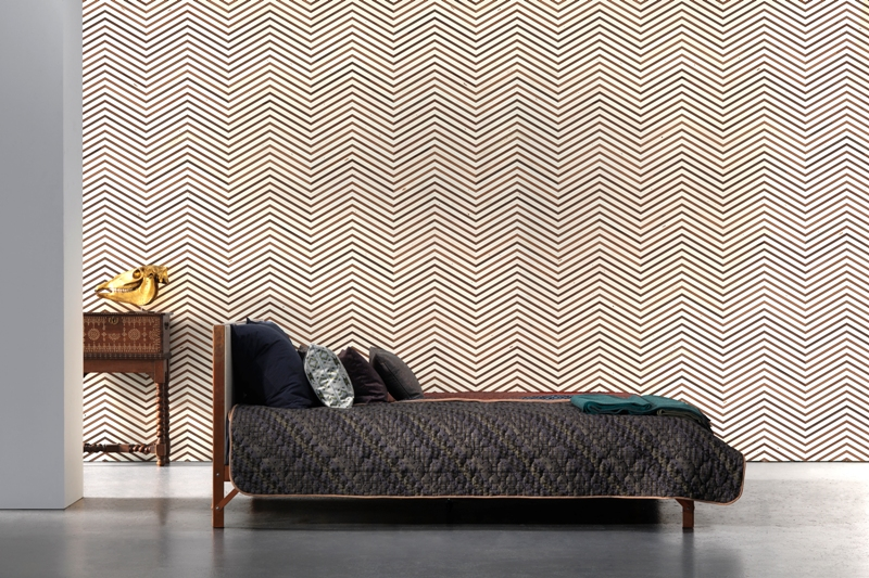 Timber Strips Wallpaper NLXL