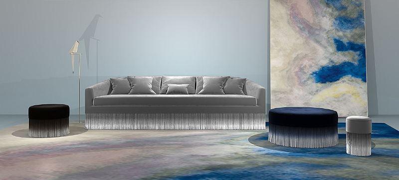 divano amami moooi