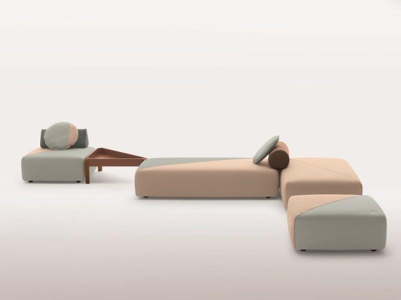 divano brixx dedon