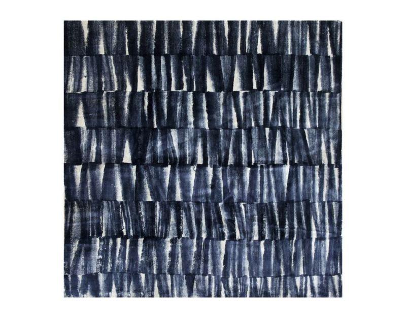 Tappeto Art Blue Roche Bobois