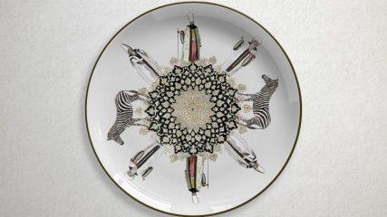 piatto Costantinopoli Les Ottomans
