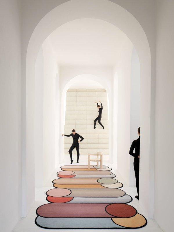 tappeto rotazioni