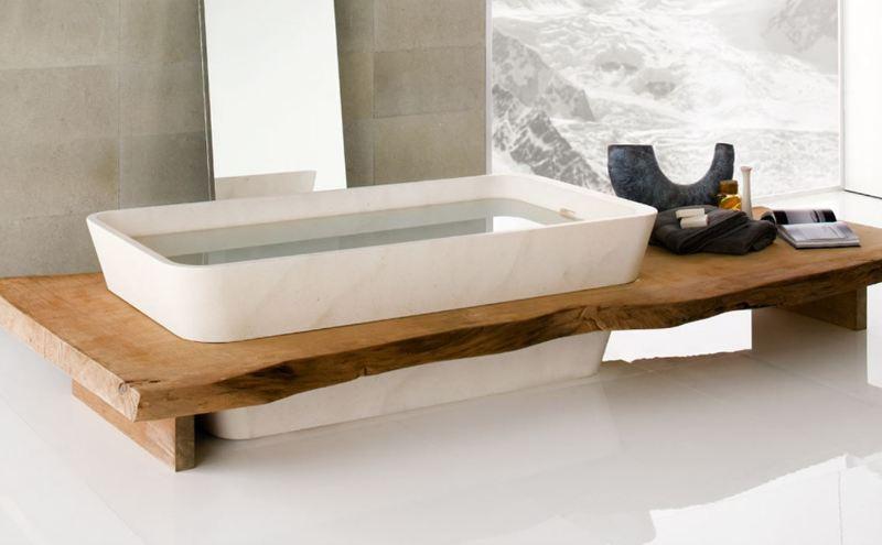 vasca da bagno Duo Neutra