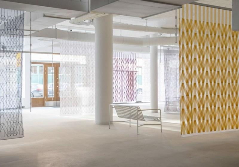 Tende kvadrat rennes e chainette design lover for Kvadrat tessuti arredamento