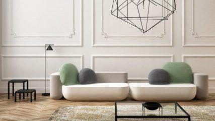 Nuovo divano okome
