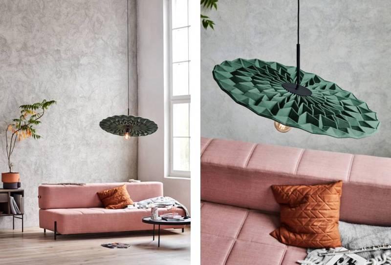 lampada Fold