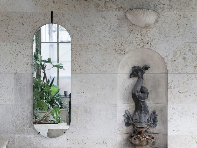 Tall Wall Mirror Moebe