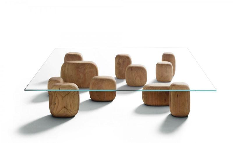 Tavolino Ishi Depadova