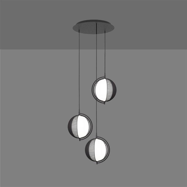 lampada Mondo Triplette Oblure