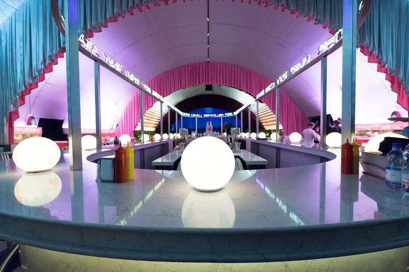 Installazione The Diner al Fuorisalone 2018
