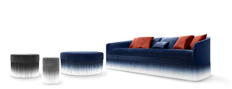 Amami sofa di Moooi