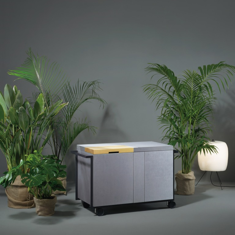 Mini cucine pensate per i piccoli spazi - Design Lover