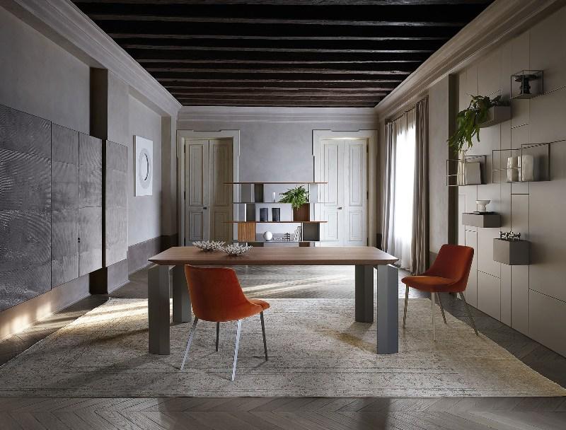 Novita 39 al salone del mobile 2018 ronda design design for Tavolo salone