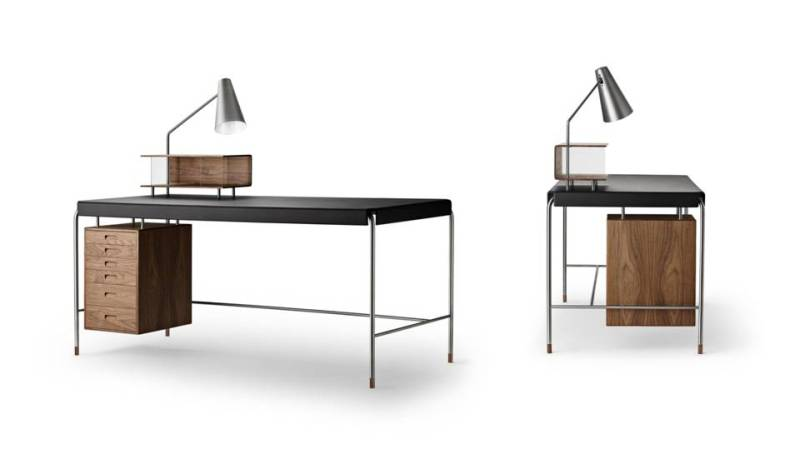 AJ52 Society Table Carl Hansen & Son