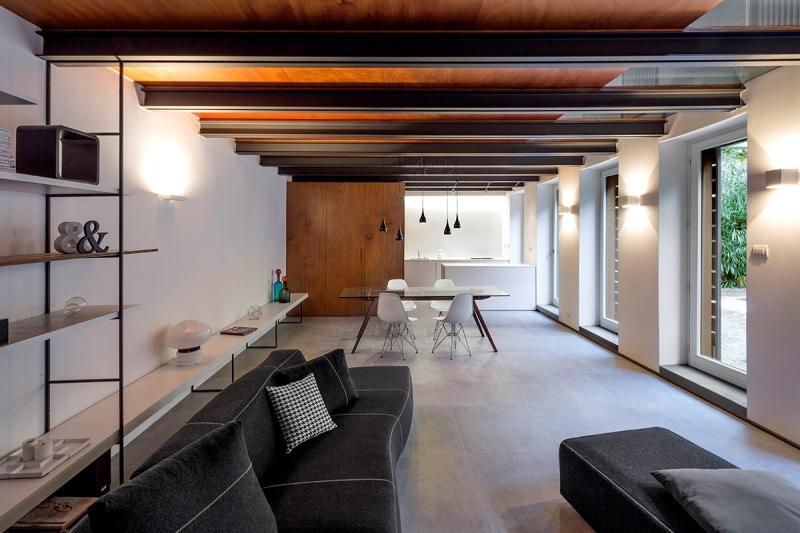 Interno Casa Okumé by Paola Maré