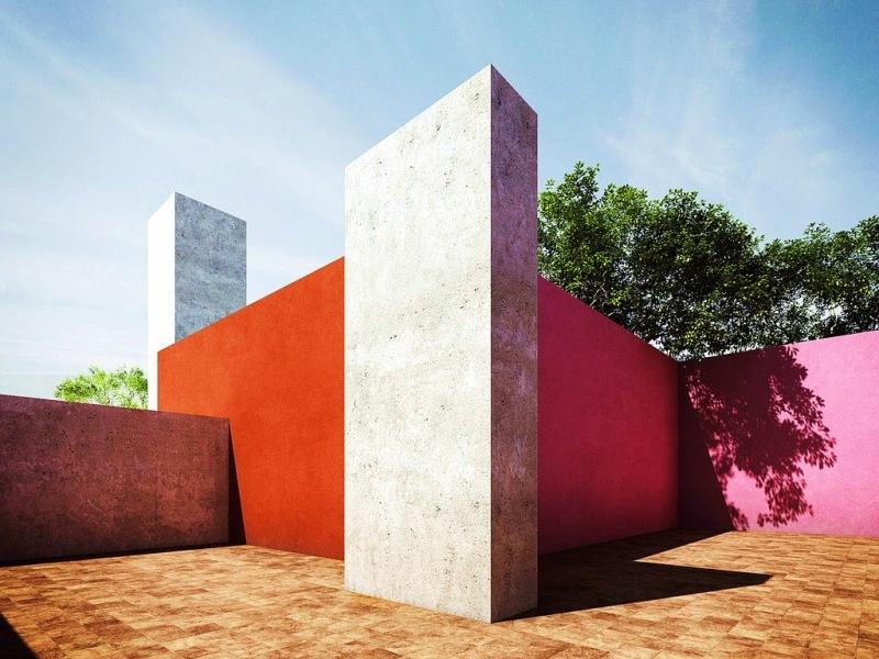 architettura Luis Barragan