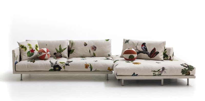 divano Josh Moroso