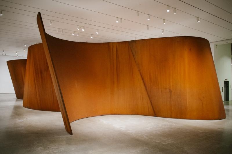 scultura Richard Serra