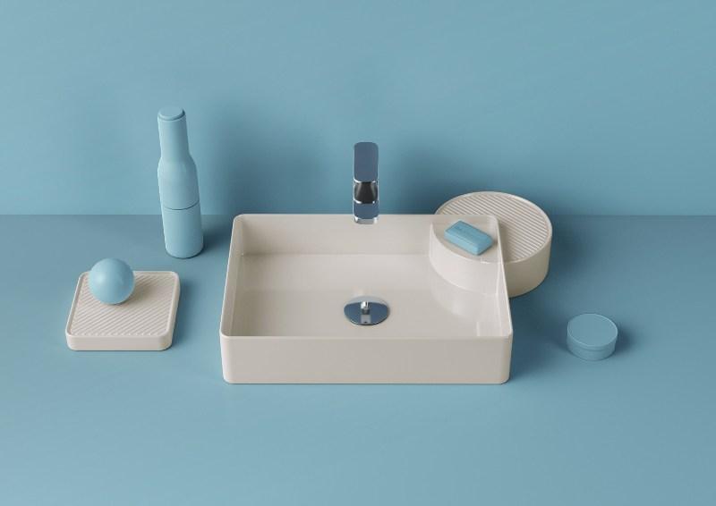 lavabo Cartesio Artceram