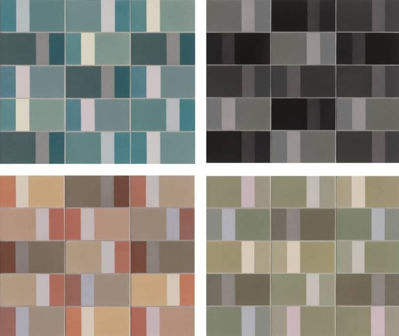 Nuova collezione rivestimenti Diarama di Mutina