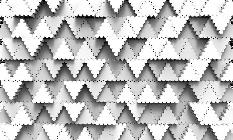 rivestimento Triangle Ryota Yokozeki