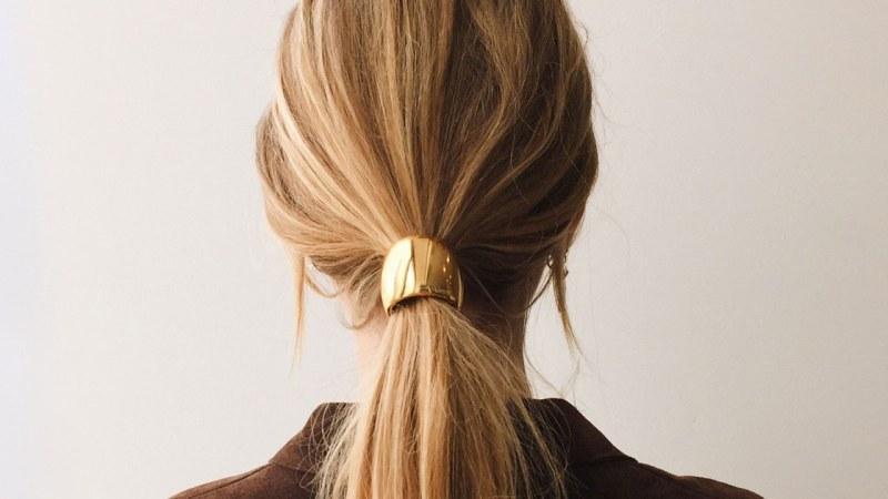 Bague de Cheveux