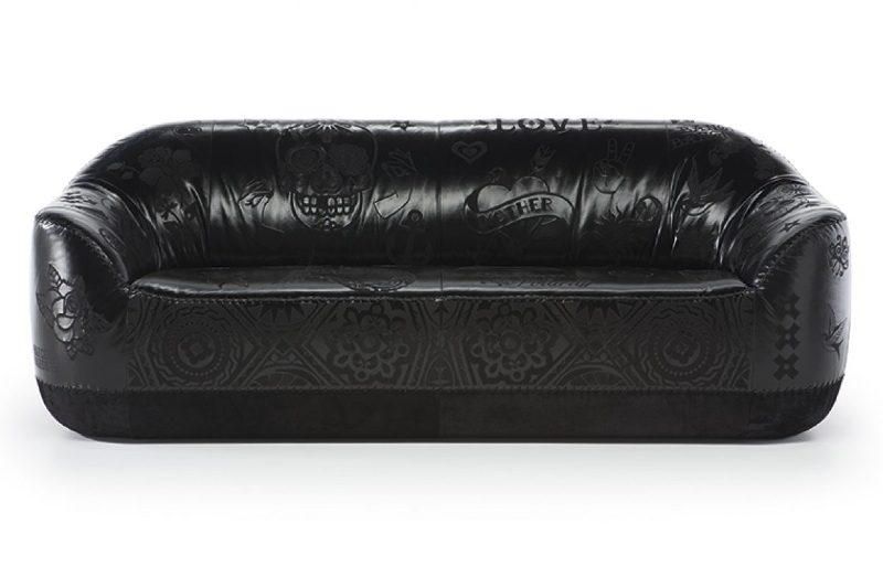 Furrow sofa Agronomist NYedition Natuzzi