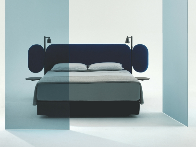 letto wings bed Wittmann