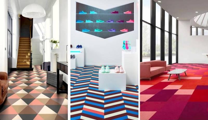Rivestimenti archives design lover for Pavimento vinilico