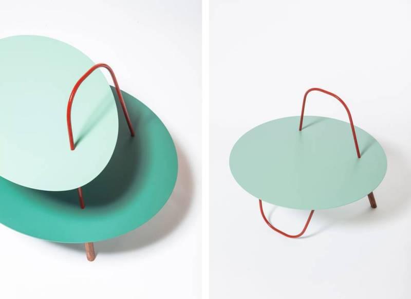 tavolini Orbit Medulum