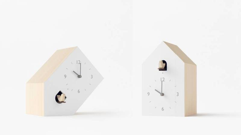 Cuckoo collection by Nendo