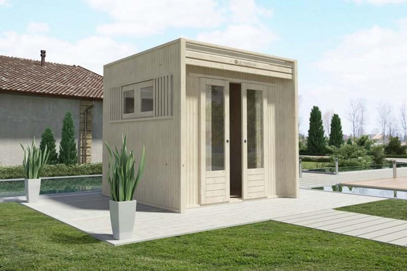 casetta da giardino Cubo La Pratolina