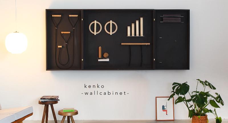 Kenko wallcabinet