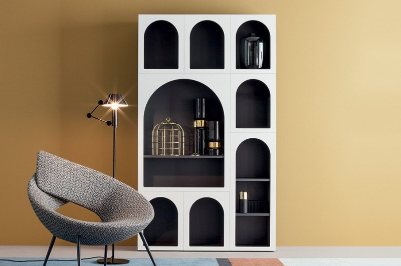libreria Cabinet de Curiosité