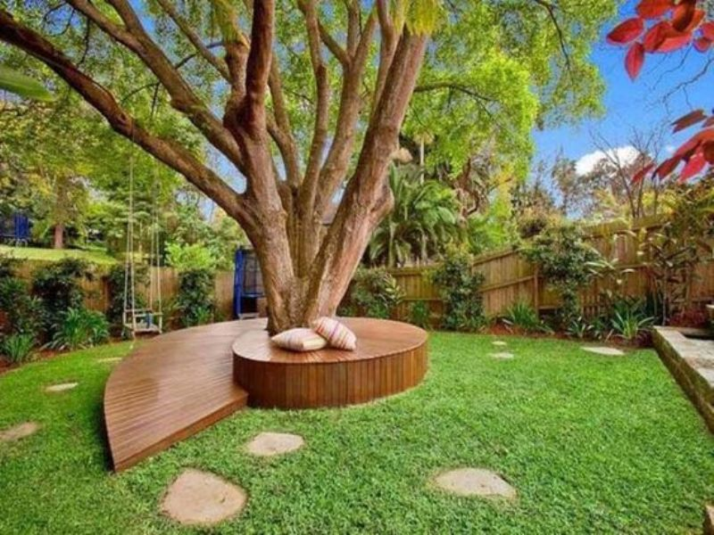seduta giardino