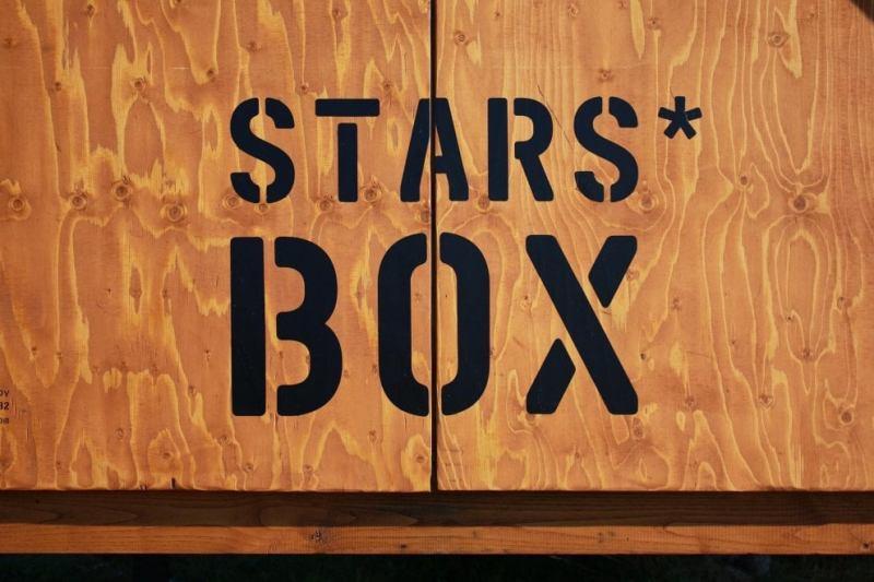 casette Stars Box