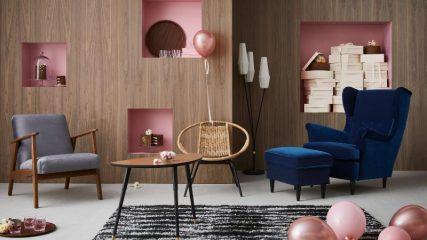 vintage graturela collection Ikea