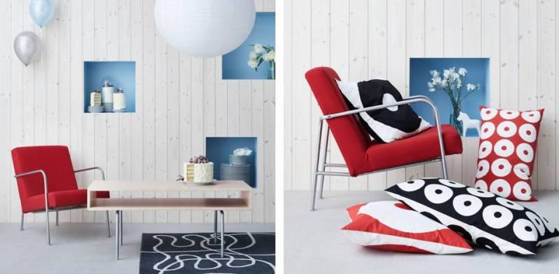 Anche Ikea cede al fascino del vintage