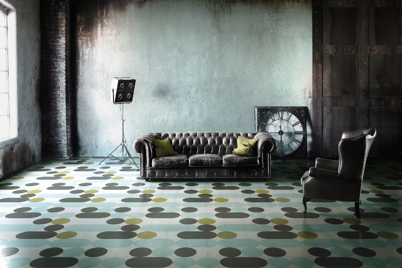 Bisazza Cementiles Collection