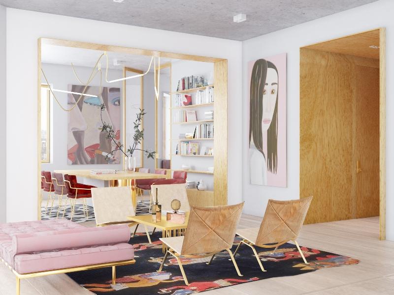 interno Crosby Studios