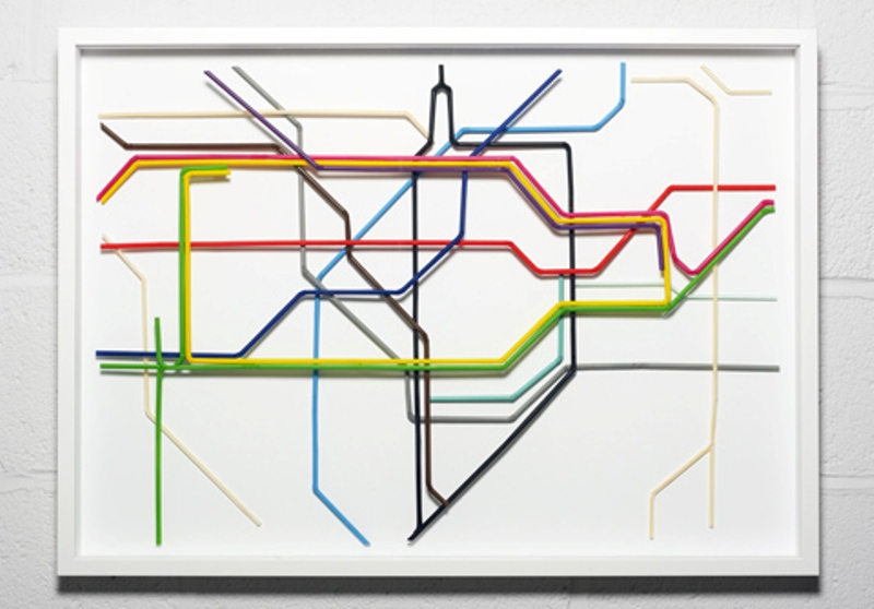 london tube map Kyle Bean