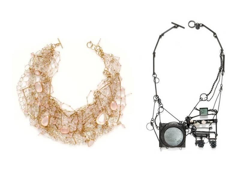 I collier di Doerthe Fuchs