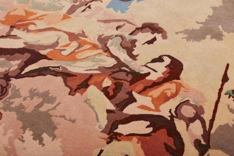 I tappeti di Alessandra Baldereschi