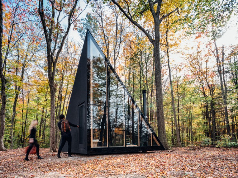 micro casa A45 Bjarke Ingels Group