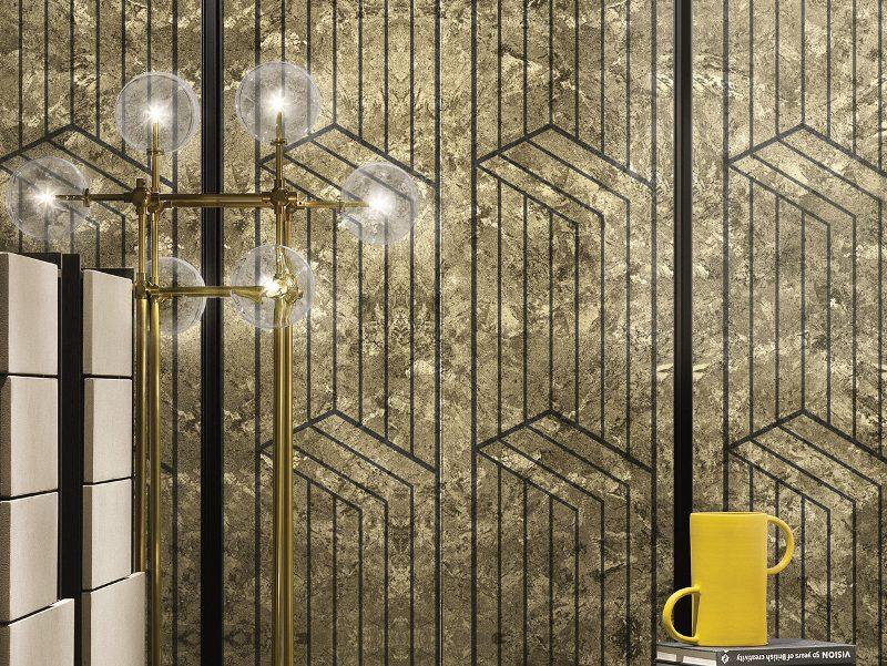 inkiostro bianco collezione goldenwall