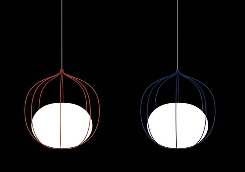 lampada Hoop Zero