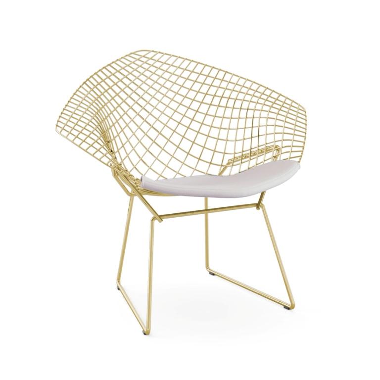 Diamond Chair Harry Bertoia Knoll