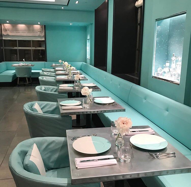 tiffany blue box café