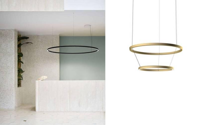 lampada Compendium Circle Luceplan