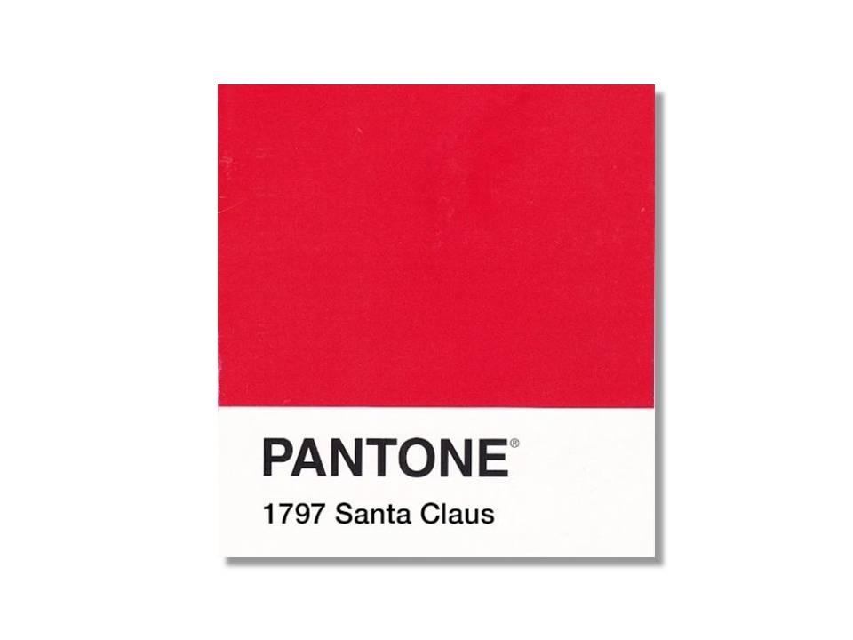 pantone red